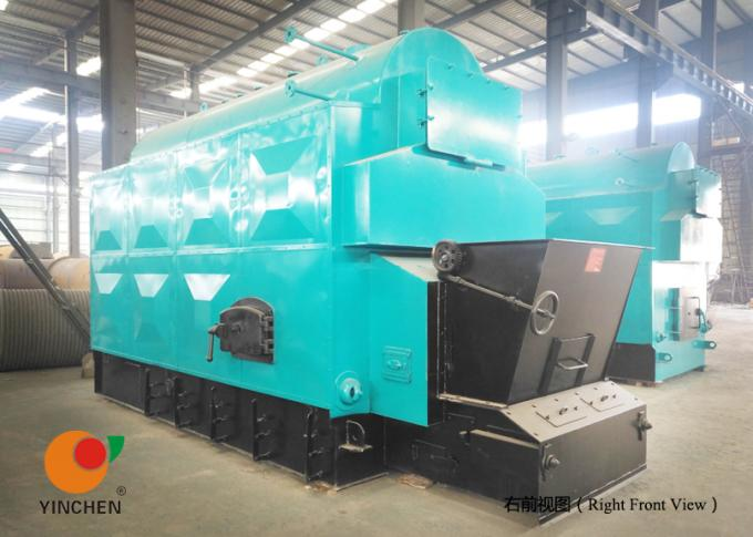 Automatic coal-fired steam boiler with Q345 steel plate