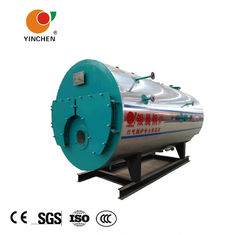 WNS Series Horizontal Gas Fired Steam Boiler Most Efficient Fully Automatic