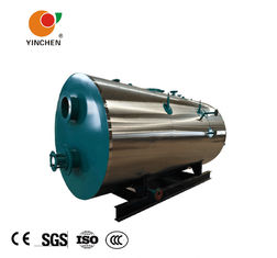 Fire Tube  Gas Fired Steam Boiler Wns Series PLC Intelligent Control System