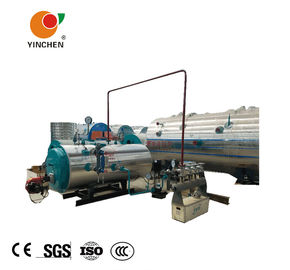 Industrial 10 Ton Steam Boiler High Efficiency Natural Gas Boiler Low Power Consumption