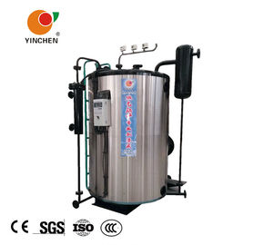 Once Through Diesel Oil Fired Hot Water Boiler Energy Saving CLSS Series 0.5-4 Ton