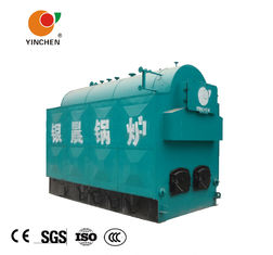 Single Drum Industrial Coal Fired Steam Boiler Yinchen Brand DZL Series
