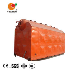Most Efficient Horizontal Steam Boiler , Industrial Gas Fired Steam Boilers