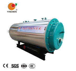 Sawdust Biomass Coal Gas Fired Hot Water Boiler Greenhouse Heating System
