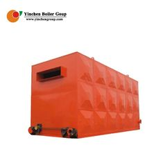 1.25-3.5mw Thermal Oil Boiler Horizontal / Coal Fired Thermal Oil Heater