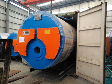 Diesel High Efficiency Natural Gas Steam Boiler WNS3 Q245R Material