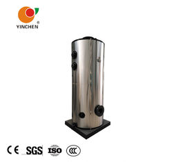 Diesel Oil Vertical Steam Boiler Equipment Automatic Control 300kg