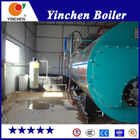 Fire Tube Gas Fired Hot Water Boiler , High Efficiency Gas Steam Boiler