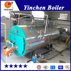 1000Kg/Hr Industrial Fire Tube Steam Boiler For Dry Cleaning Machine
