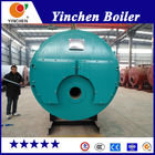 4 Ton Diesel LPG Gas Fired Steam Boiler Multifunction Safety Explosion Proof