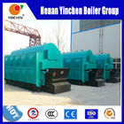 Chain Grate Coal Fired Steam Boiler 1 Ton To 20 Ton Automatic Coal Feeding