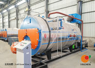 One-piece high-efficiency fuel gas steam boiler three-channel structure 0.5-20 tons
