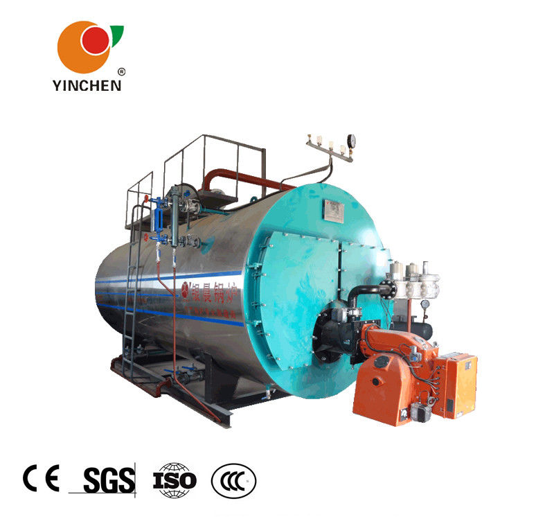 18ae7b59e6 Low Pressure Steam Boiler 0.3-20 Tons   Horizontal Three Pass Fire Tube  Boiler
