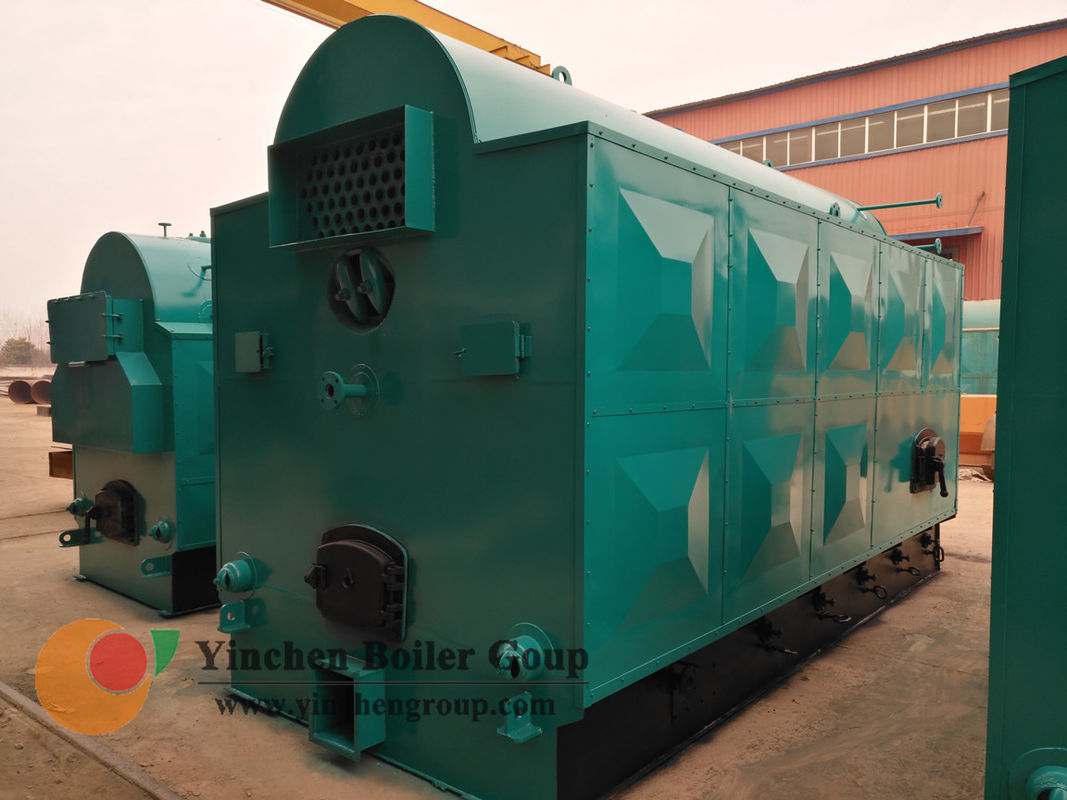 Industrial Steam Generator Chain Grate Coal Fired Steam Boiler 1-20 T/H