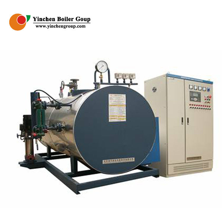 High Efficiency Electric Hot Water Boiler Heating System For Steam Generation
