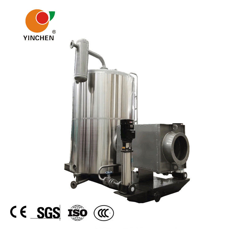 Energy Efficient Industrial Steam Boilers Once Through Vertical Water Tube Boiler