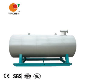 Package Type Thermal Fluid Boiler , Horizontal Shell Type Boiler Fast Installation