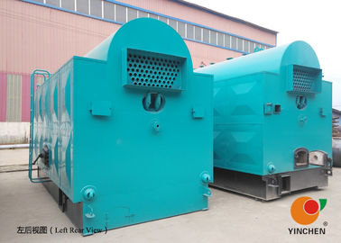 The fuel is coal, biomass, wood steam boiler