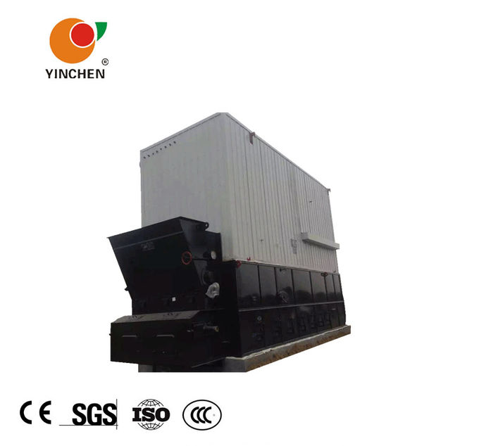 Yinchen Factory Produce YLW/YHW 1.25-3.5 mw horizontal coal fired thermal oil boiler
