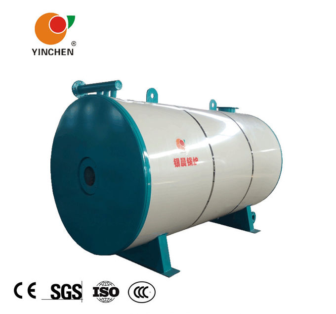 yinchen brand YYW series high temperature low prussure 0.6mpa 320C thermal oil boiler system