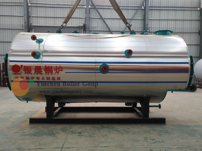 china boiler manufacturer ZWNS automation adjustment methods natural gas hot water boiler