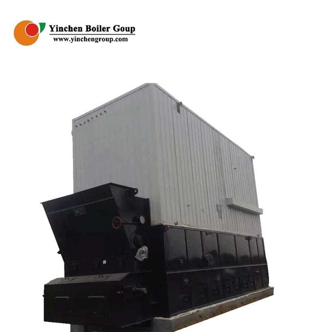 yinchen brand YLW series high temperature low pressure 1.25-3.5mw thermal power 1.0mpa biomass fired thermal oil heater
